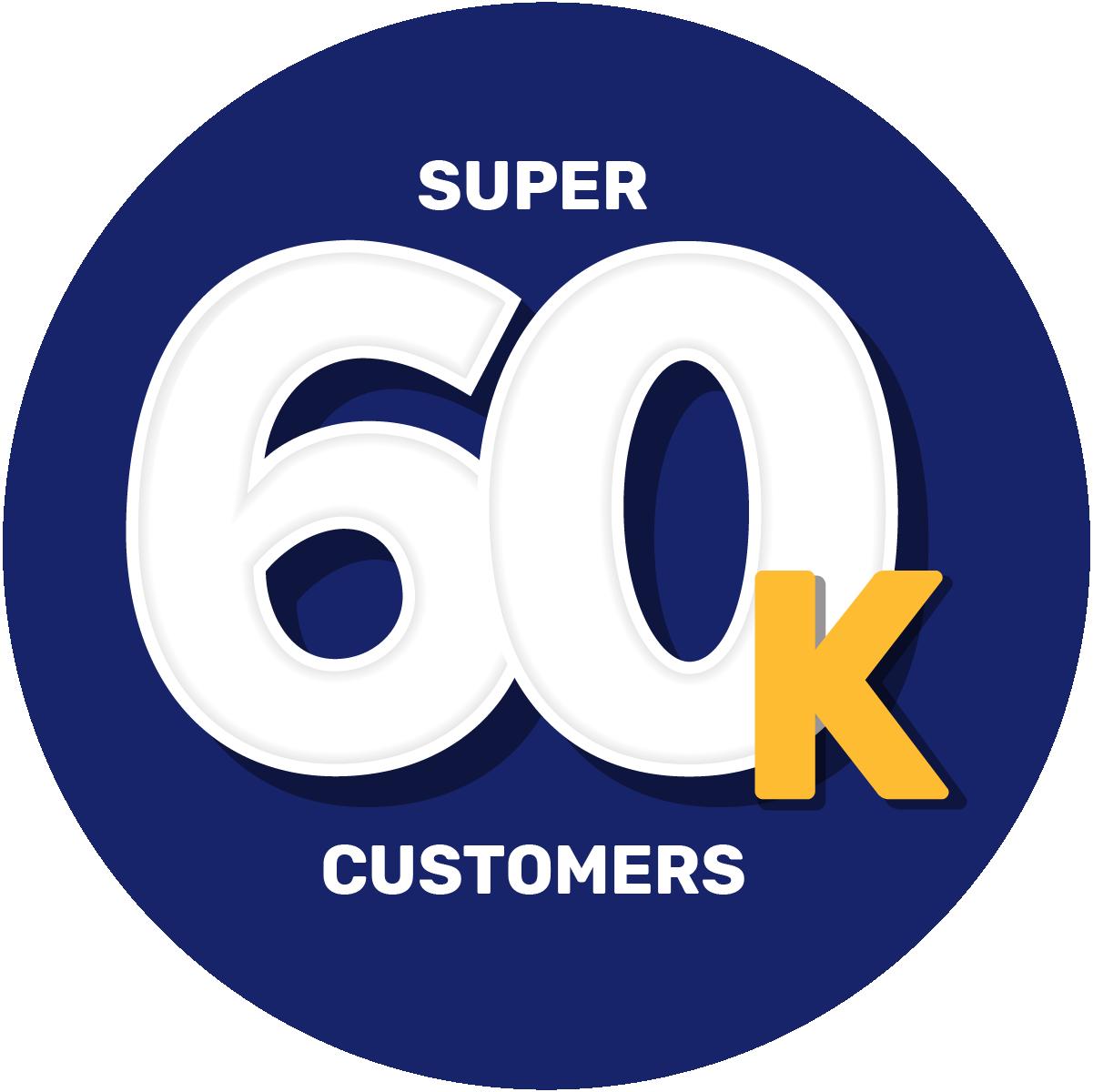 The Super 60